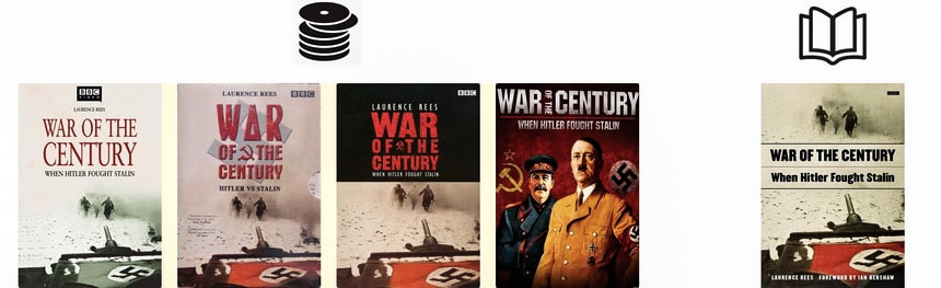 BBC: War of the Century книга и сериал
