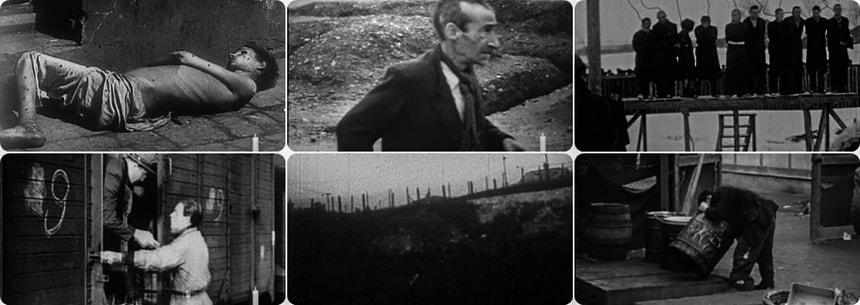 Редкая военная хроника. Материалы Холокоста изнутри