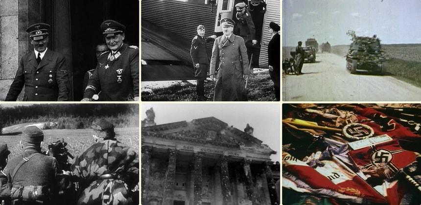 Третий рейх под руководством Адольфа Гитлера