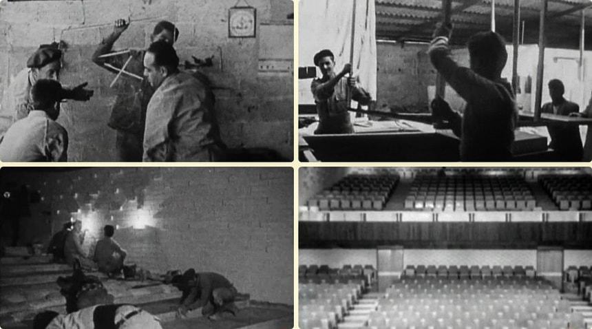 Как создавалась оригинальная кинохроника (Eichmann Trial, 1961)