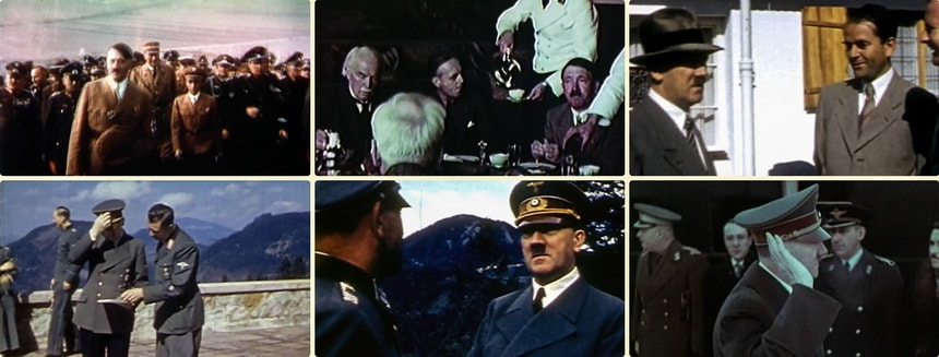 VI – Hitler in Colour - Адольф Гитлер