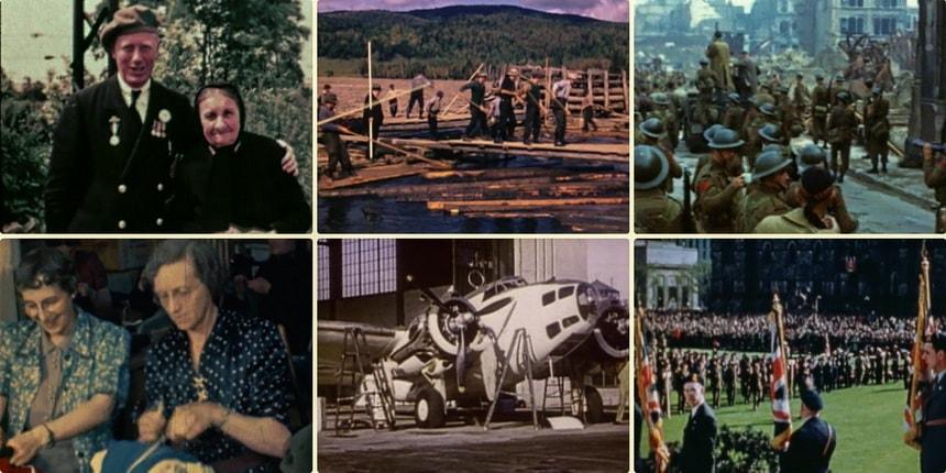 VII – Canada's War in Color - Канада во Второй Мировой Войне в цвете