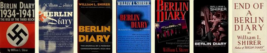 Ширер У. Берлинский дневник. Европа накануне Второй мировой войны
