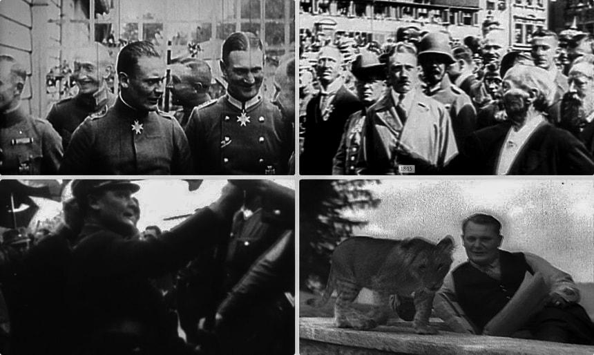 Герман Геринг – Сообщник (Der Komplize)