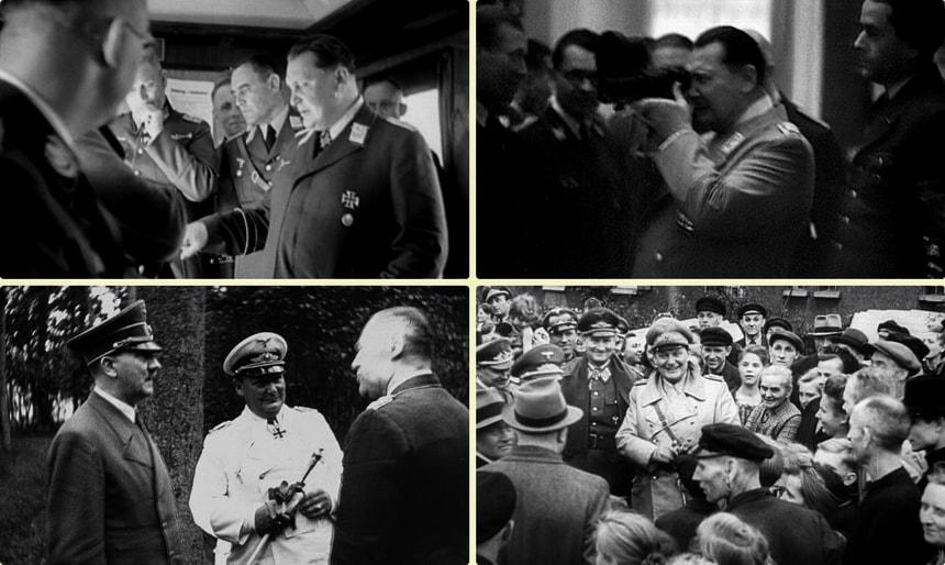 Герман Геринг. Второй человек после Гитлера