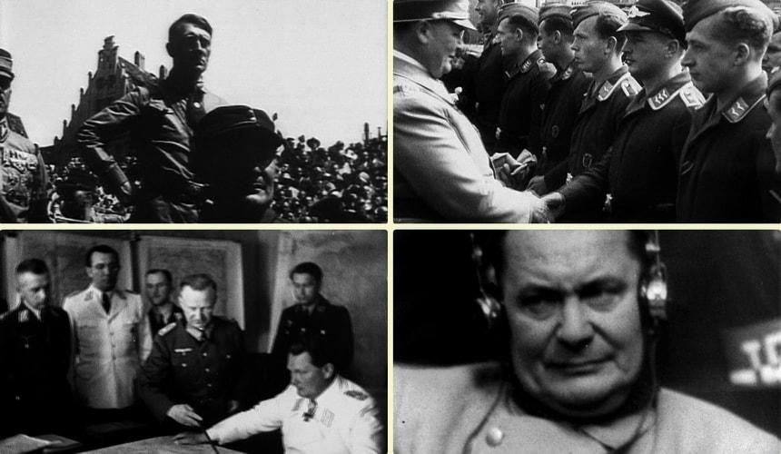 Официальная кинохроника Третьего рейха - Геринг