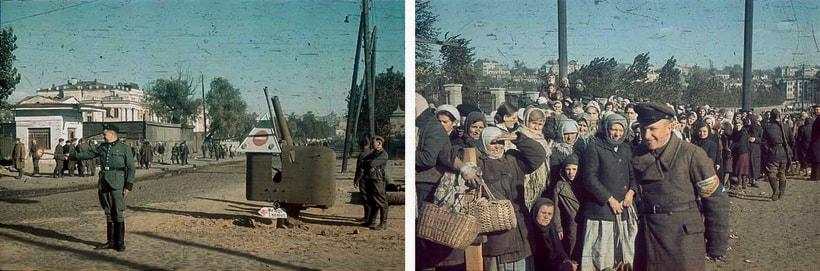 Коллаборационизм в Киеве во время войны