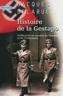 История Гестапо Жак Деларю