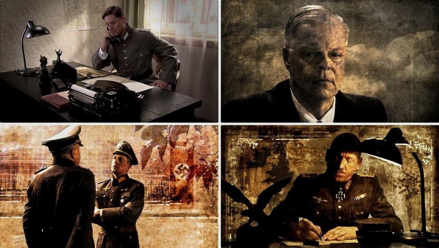 Темная Харизма Адольфа Гитлера - сериал BBC с актерами