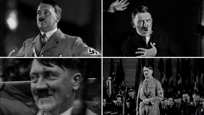 Харизма Адольфа Гитлера - уверенность в себе как оратора