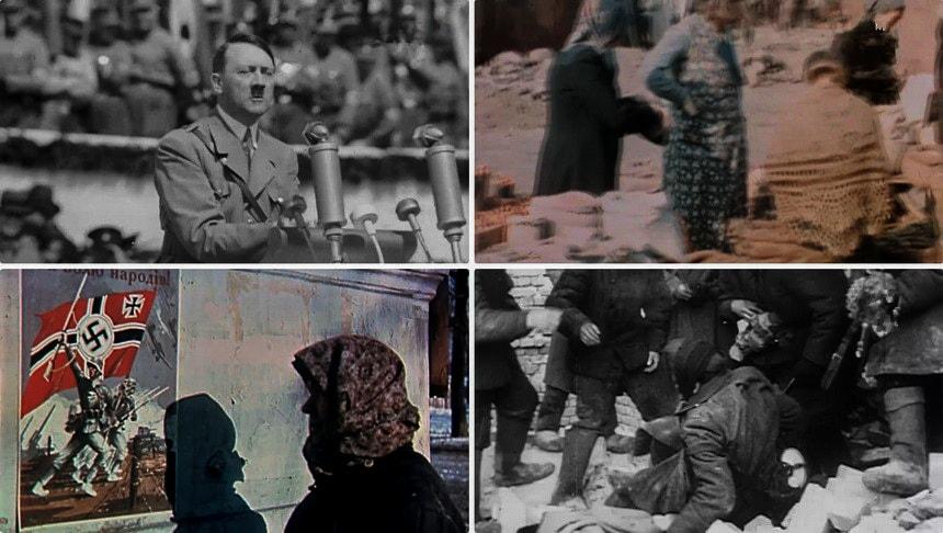 Ненависть по отношению к врагам и евреям