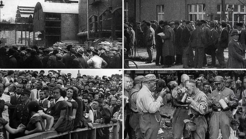 Мрачное обаяние Адольфа Гитлера - все серии 1-3