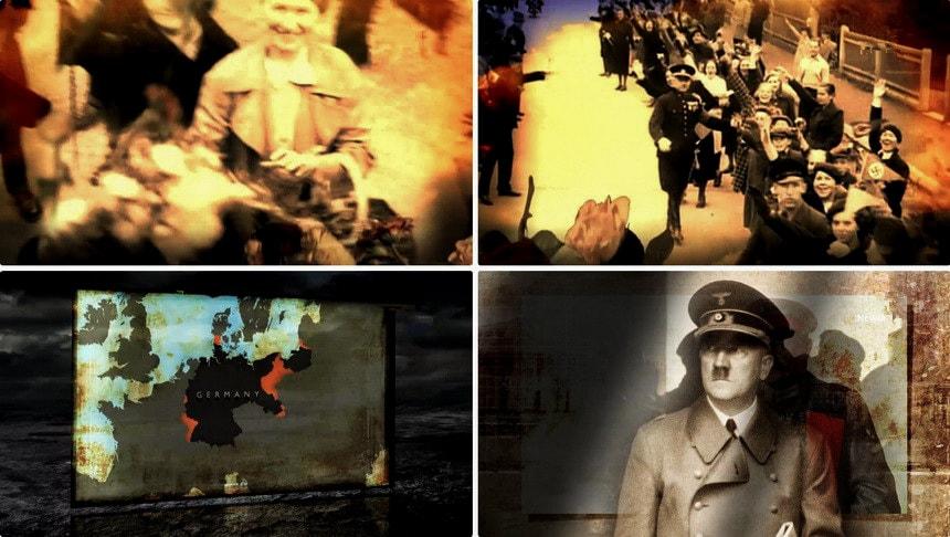 Мрачное обаяние Адольфа Гитлера - Миссия Гитлера