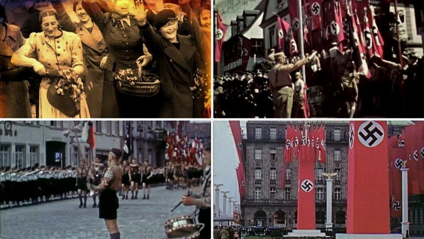 Адольф Гитлер - его видение будущего Третьего рейха