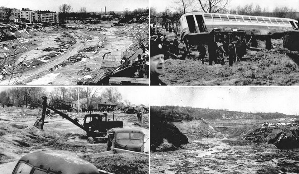 куреневская трагедия 1961 Бабий яр