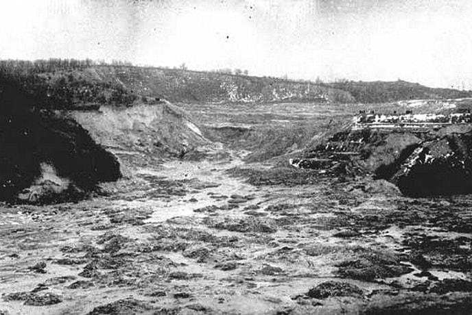 Фотография Куреневской трагедии 1961 года