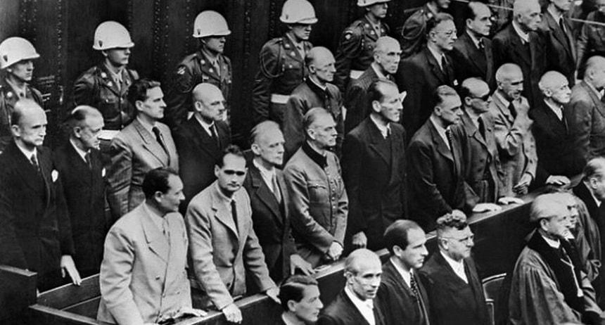 Материалы Нюрнбергского Трибунала как источник