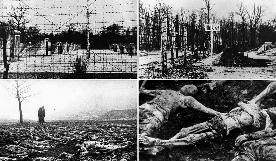 Сырецкий концентрационный лагерь Киев