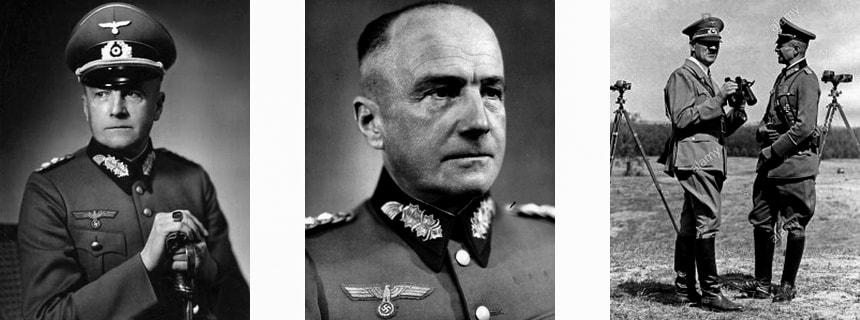 Фельдмаршалы Гитлера ВЕРНЕР ФОН БЛОМБЕРГ