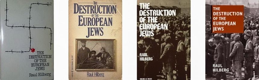Все издания книги Уничтожение европейских евреев