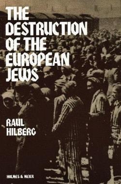 Книга Уничтожение Европейских евреев