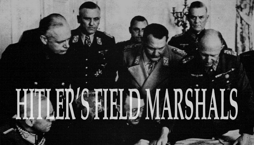 Фельдмаршалы Гитлера и их битвы Сэмюэль Митчем