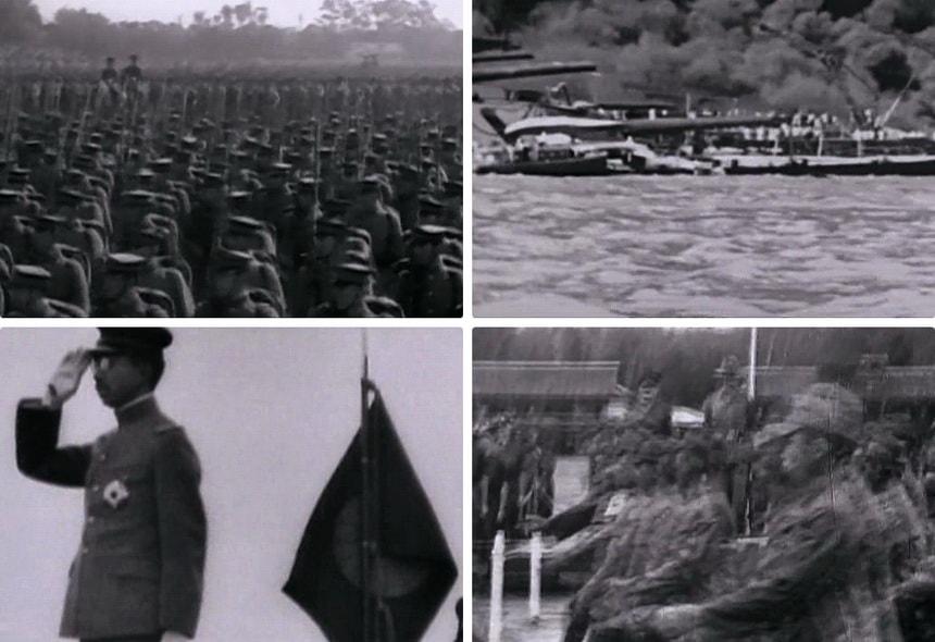 Япония во Второй Мировой Войне на Востоке