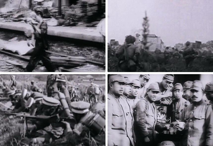 Ужас на Востоке ЭТАП II: Японо-Китайская война на Востоке