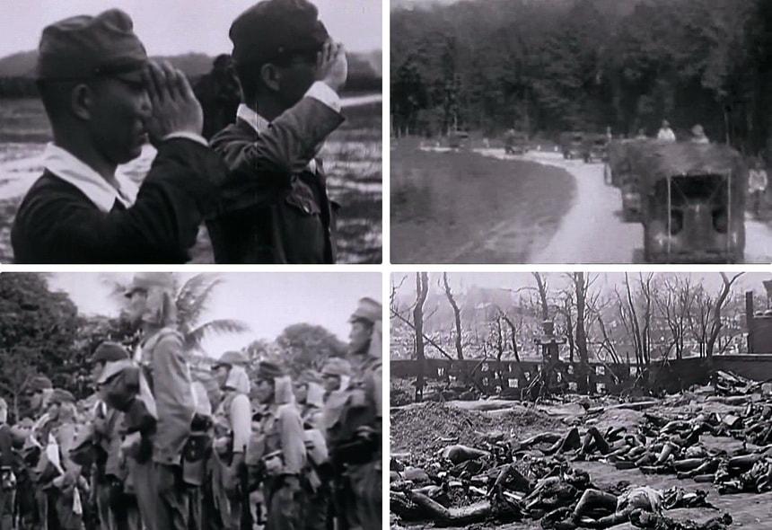 BBC Ужас на Востоке Война в Азии и на Тихом океане