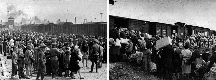 ЕВРЕИ КАК ЖЕРТВЫ В КНИГЕ The destruction of the European Jews