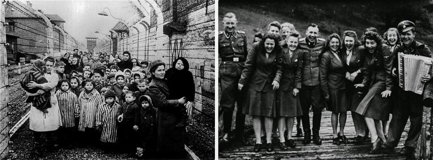 THE NATURE OF A PROCESS - Victims and Perpetrators of Holocaust
