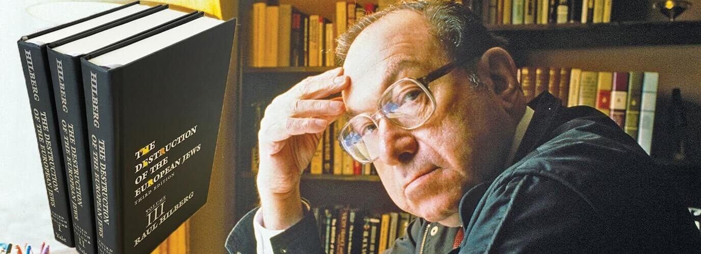 The Destruction of the European Jews Raul Hilberg