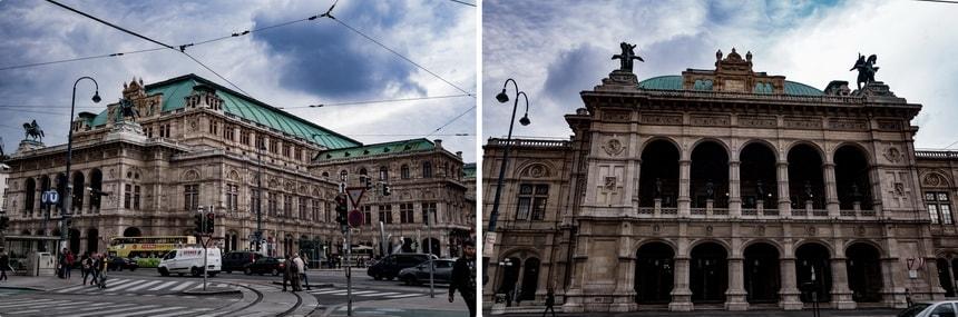 Staatsoper state opera Vienna
