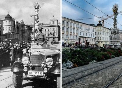 Аншлюс Австрии Германией 1938 и сегодня