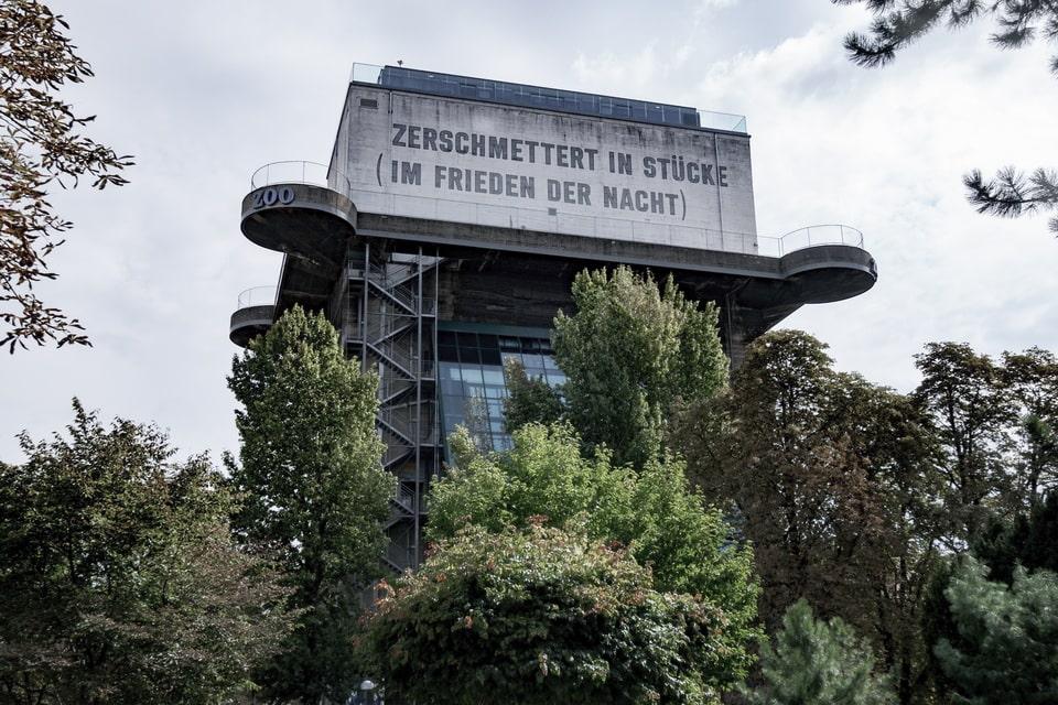 EsterhazyparkFlak tower Vienna