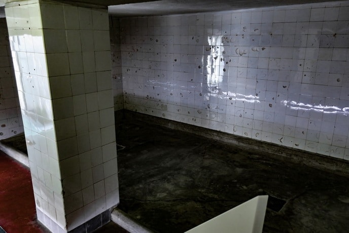 Refrigerator chamber