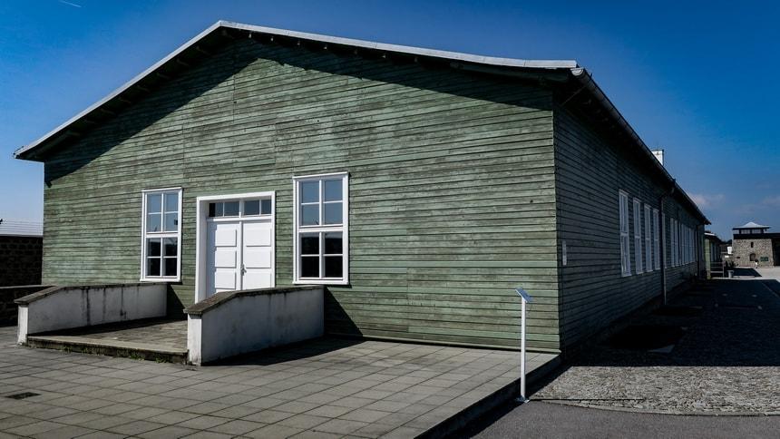 KITCHEN BARRACK (Küchenbaracke) Mauthausen