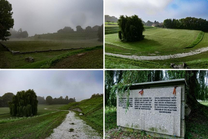 SS SPORTS GROUND (SS-Sportplatz) / FORMER CEMETERY mauthausen-gusen