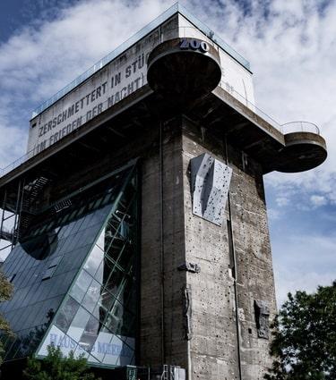 Nazi Flak Tower Vienna