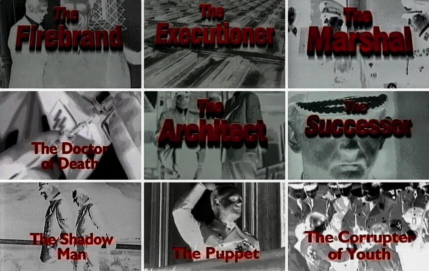 Сериал Приспешники Гитлера ZDF и стереотипы