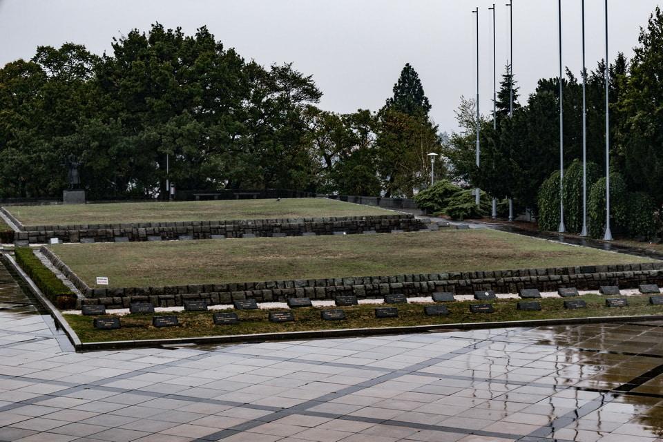 Slavin Memorial Complex in Bratislava