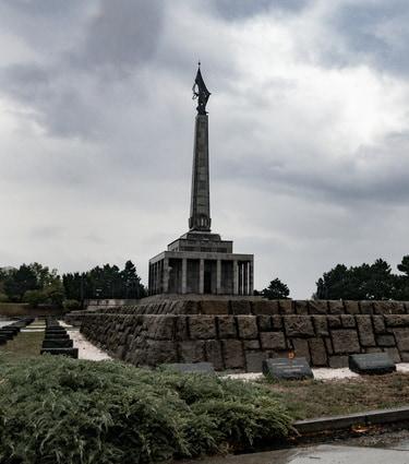 Slavin Memorial in Bratislava