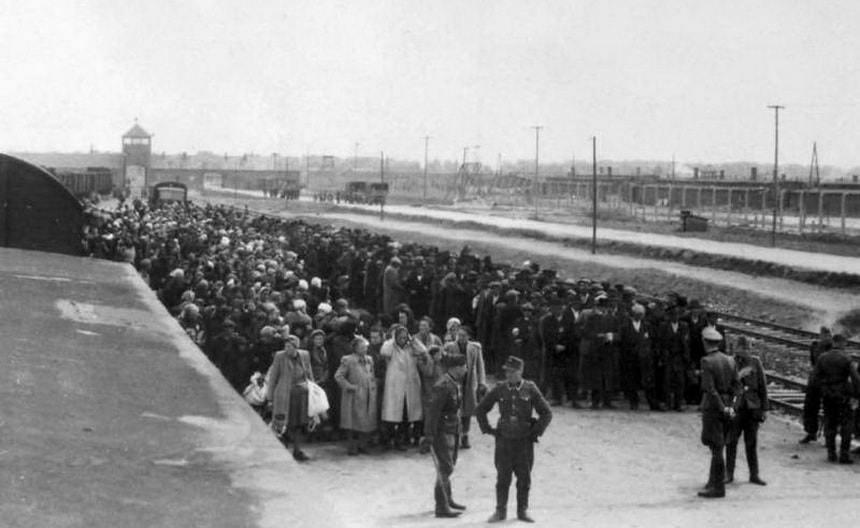Катастрофа венгерских евреев