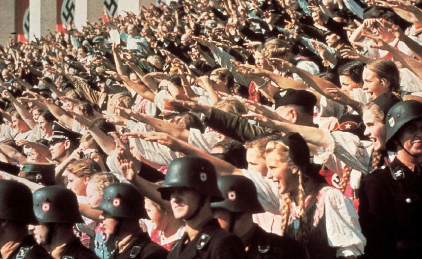 Нюрнбергские Расовые Законы