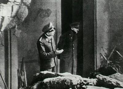 Hitler's last days Hugh Trevor Roper