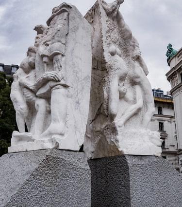 Vienna Monument against Fascism