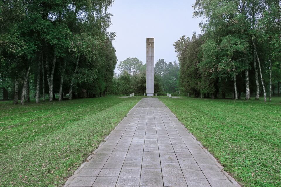 Soviet memorial: Mauthausen