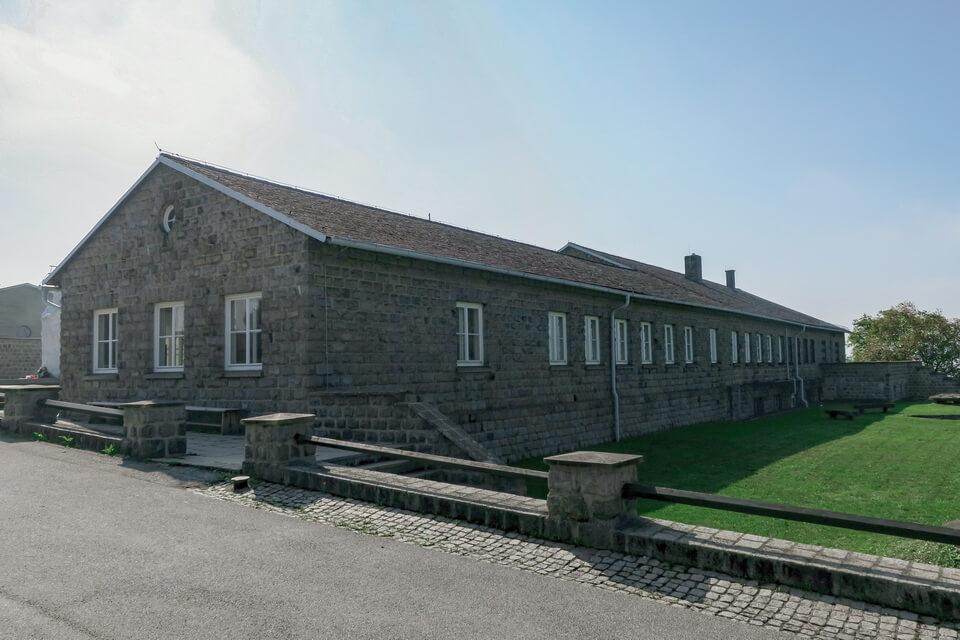 SS ADMINISTRATION BUILDING (Stabsgebäude)