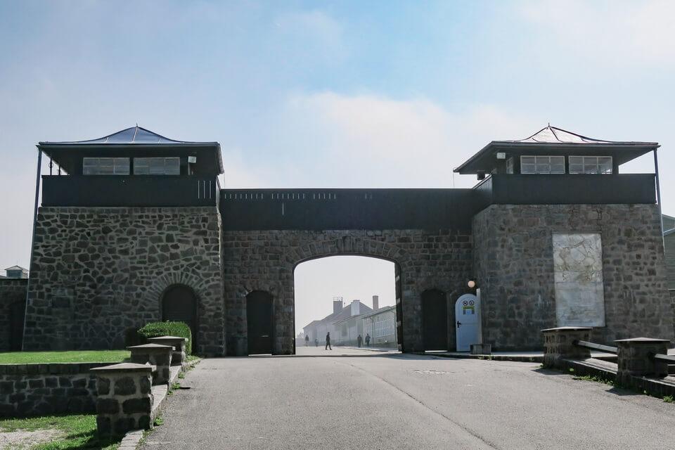 MAUTHAUSEN MAIN GATE (Lagertor)