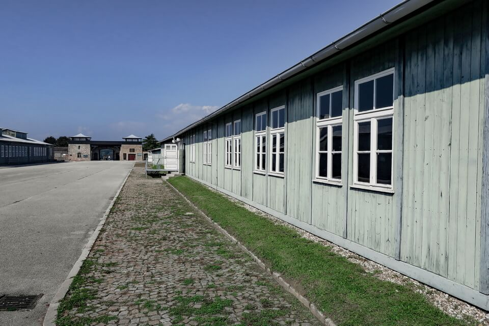 REMAINED BARRACKS № 6 & 7